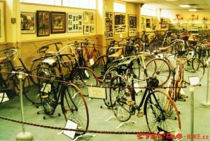 Metz Bicycle Museum Freehold NJ