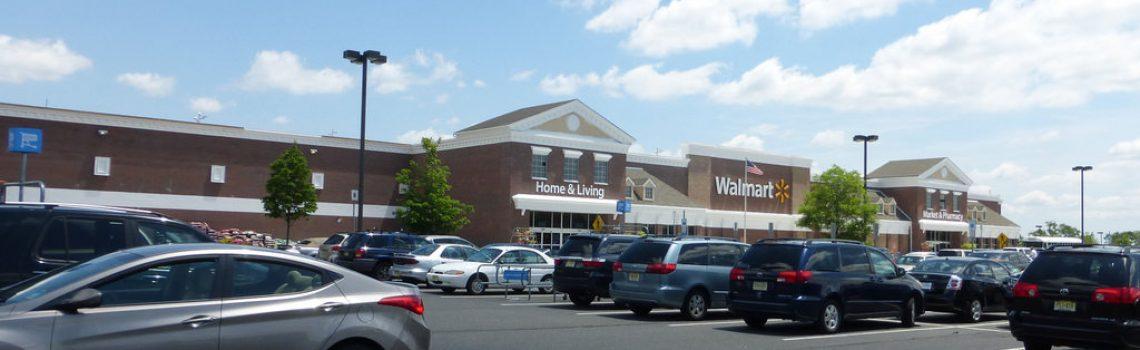 Walmart Supercenter In Freehold NJ